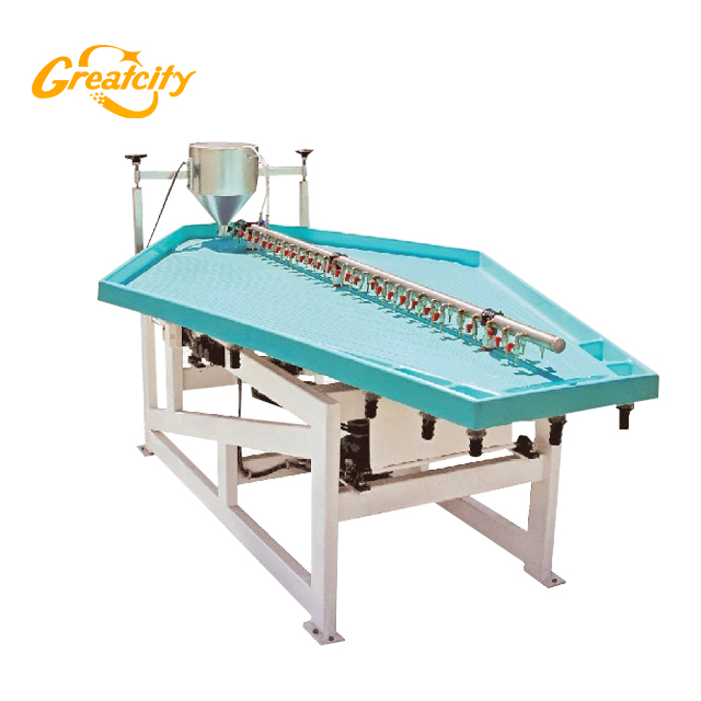 Nuevo producto Concentrating Gold Shaking table and Vibrating table